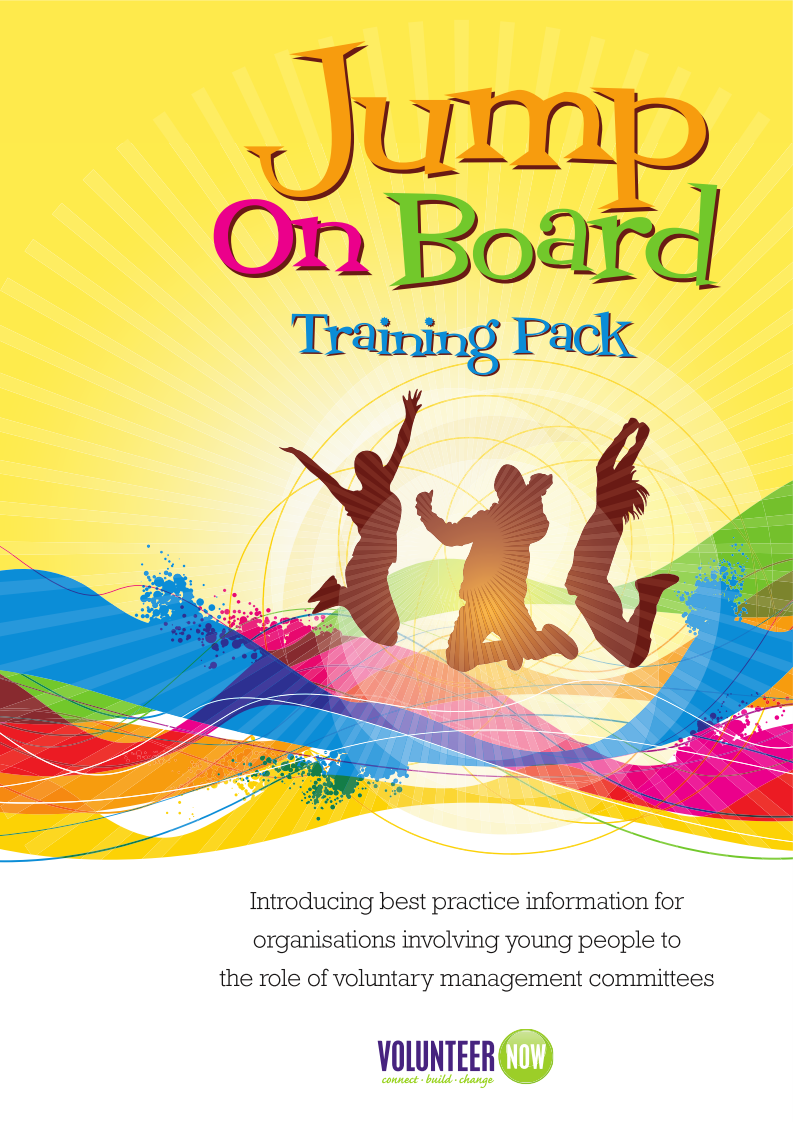 Jump on Board Training Pack