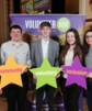 Millenium Volunteer Award Ceremony Belfast